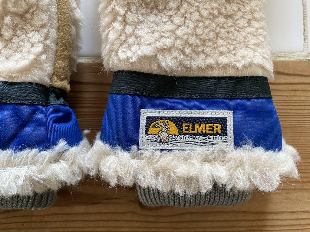 ELMER × BEAMS PLUS 別注Boa Glove_05